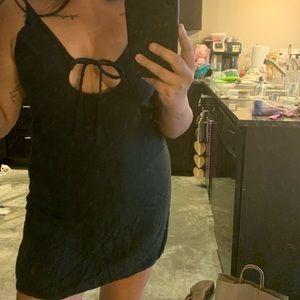 Brandy Melville little black dress.